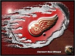 Detroit Red Wings, Drużyny, Logo, NHL